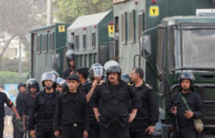بالفيديو.. الشرطة تؤمّن كوبرى عرابى بالمهندسين تحسبًا لعنف الإخوان