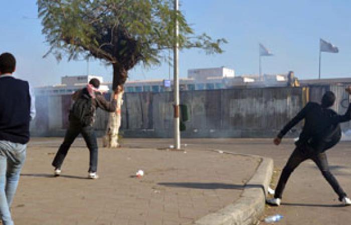 """""""عين شمس"""": التظاهر ممنوع بالمدن الجامعية والفصل عقوبة المخالفين"""