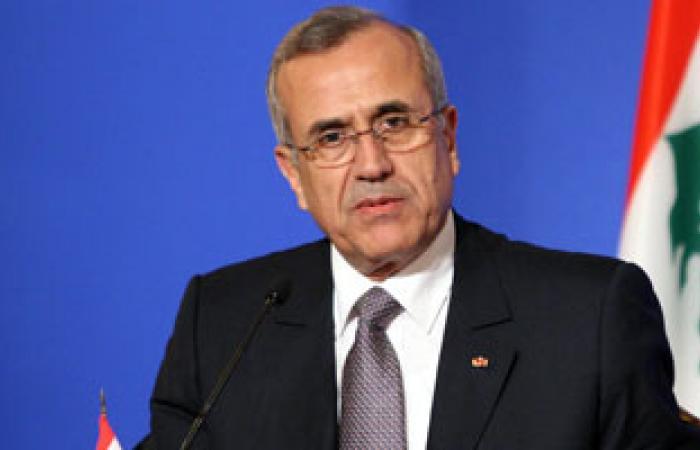 الرئيس اللبنانى: مصر صححت بوصلة المنطقة