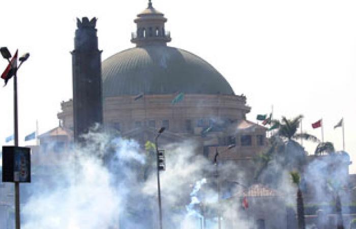 جامعة القاهرة: أحداث اليوم شهدت كثافة فى عدد المشاركين بها