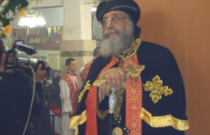 الكاثوليكوس آرام للبابا تواضروس: الرب يبارك مصر والكنيسة الأرثوذكسية