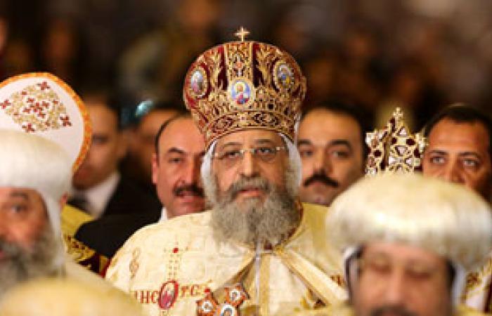 اليوم..البابا يعود من لبنان بعد عزائه فى بطريرك الكنيسة السريانية