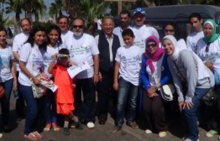 جمعية كاريتاس مصر بالإسكندرية تنظم مارثون للأطفال المعرضين للخطر