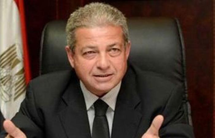 وزير الشباب يعتمد سفر بعثة مصر المشاركة فى أولمبياد الشباب بالصين