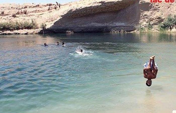 بالصور والفيديو.. ظهور بحيرة «غامضة» في صحراء تونس