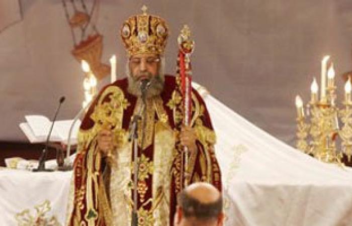 البابا تواضروس فى عظته الأسبوعية: الإنسان المتذمر دائما يخسر