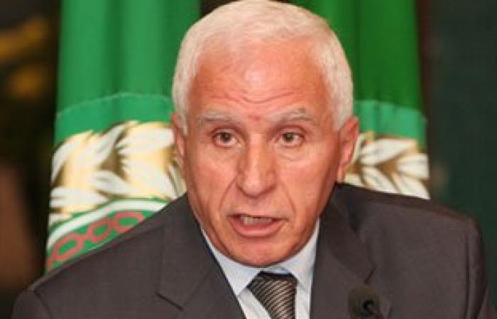 رئيس الوفد الفلسطينى بالقاهرة: مصر تحاول إنقاذ المفاوضات من الانهيار