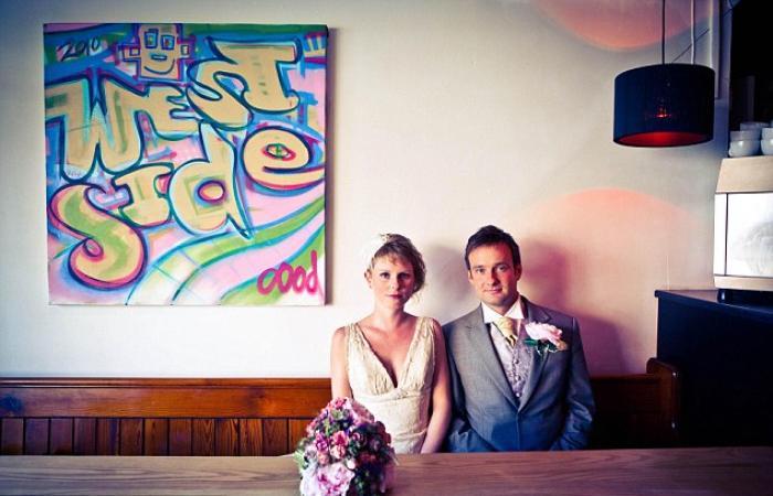 «أليكس وليسا».. 66 مرة زفاف دون زواج (صور)