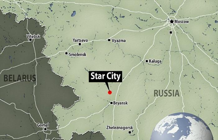 بالصور.. منشأة عسكرية روسية سرية لتدريب رواد الفضاء