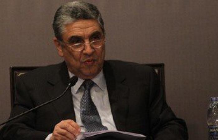 """محمد شاكر: """"الوزراء"""" أرسل قانون الكهرباء لمجلس الدولة الأسبوع الماضى"""