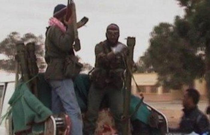 مقتل شخصين وإصابة 30 فى سقوط صواريخ على مدينة بنغازى الليبية