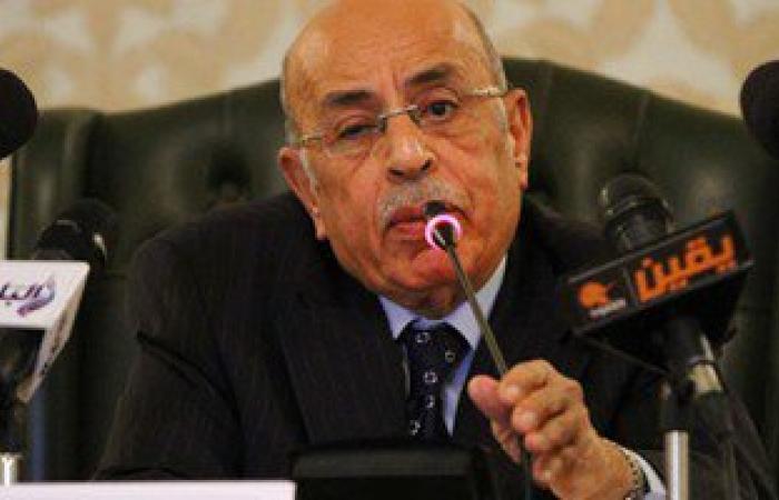 """مفيد شهاب: ما يقال عن عدم تأثر مصر من سد النهضة """"كلام عاطفى"""""""