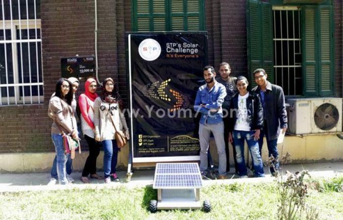اليوم.. انطلاق أول سباق لسيارات بالطاقة الشمسية صنعها طلاب هندسة القاهرة