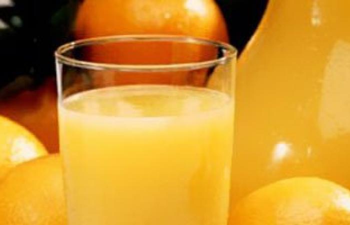لو بتاخد أقراص حديد اشرب معاها عصير فراولة أو برتقال