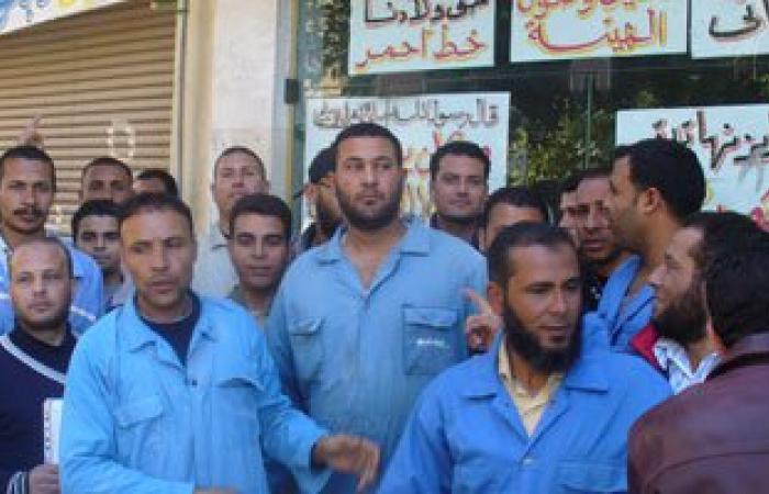 محامى يتهم عمال شركة غاز بشبرا الخيمة بتحريض زملائهم على الإضراب عن العمل