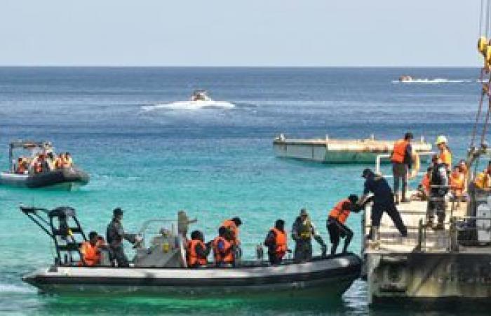 التحقيق مع 126 شخصا أثناء هجرتهم غير الشرعية بكفر الشيخ