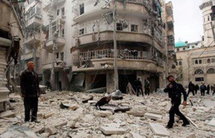 مقتل وإصابة 11 على الأقل جراء انفجار سيارة مفخخة فى حمص