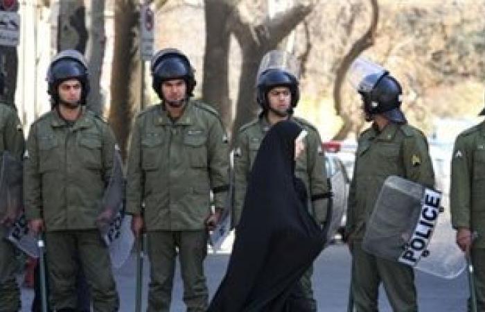 اشتباكات بين الشرطة الإيرانية ومتظاهرين أمام السفارة السعودية فى طهران