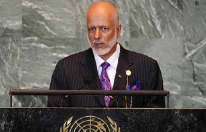 """وزير خارجية عُمان: عدم مشاركة السلطنة فى «عاصفة الحزم» لسعينا لحل الأزمة """"دبلوماسيا"""""""