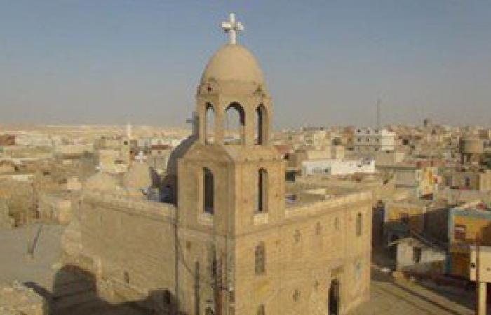 """قداس""""عيد القيامة"""" فى بغداد يدعو بأن يعم الأمن مصر ويعود السلام للعراق"""