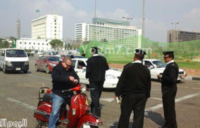 القبض على عامل هارب من 19 حكما قضائيا بأحد الفنادق فى عابدين