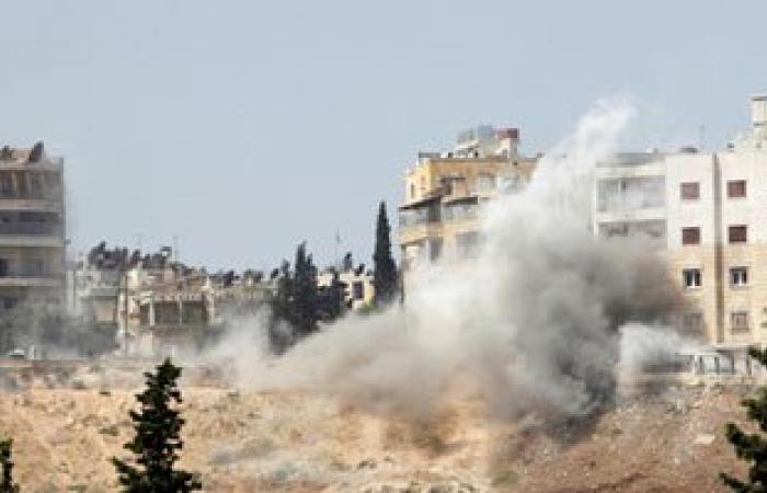 """المعارضة السورية تتقدم على أطراف """"جوبر"""" وتدمر نقطة لقوات الأسد بالمليحة"""