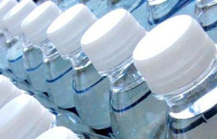 إحباط بيع 17 ألف لتر مياه ملوثة معبئة فى زجاجات بالسويس