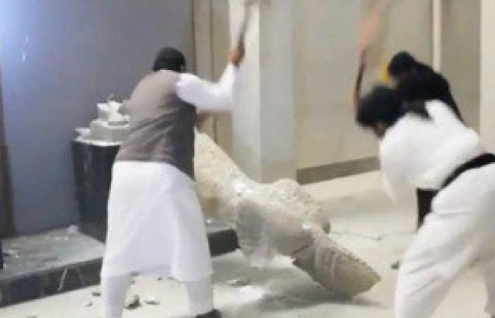 """اليونيسكو تصف تدمير مدينة نمرود الآثرية بأنه """"ضرب من الجنون"""""""