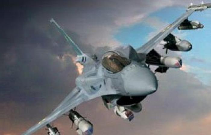 """طائرات """"عاصفة الحزم"""" تقصف مواقع للحرس الجمهورى فى ذمار وإب وسط اليمن"""