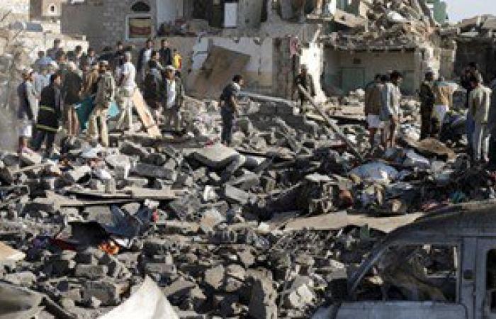 التحالف الدولى يشن غارات على مواقع داعش شمالى الرمادى