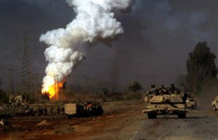 معارك عنيفة بين الجيش العراقى ومسلحى داعش فى الرمادى