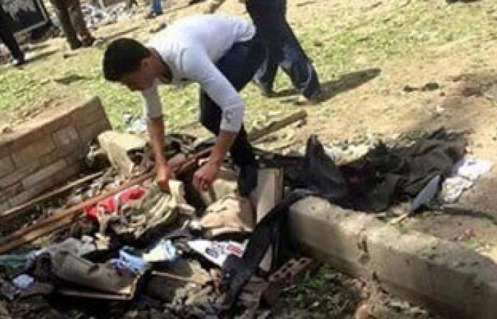 بالفيديو.. أولى لقطات حادث انفجار قنبلة استاد كفر الشيخ
