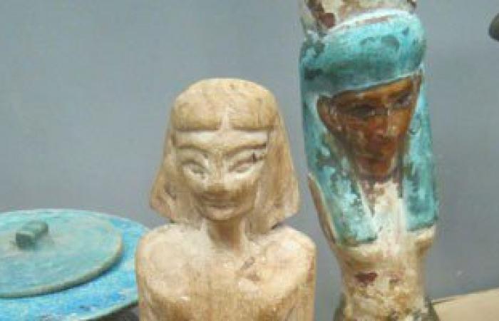 هيئة آثار الإسكندرية تشكل لجنة لبحث اكتشاف مقبرة تاريخية بالمنتزه