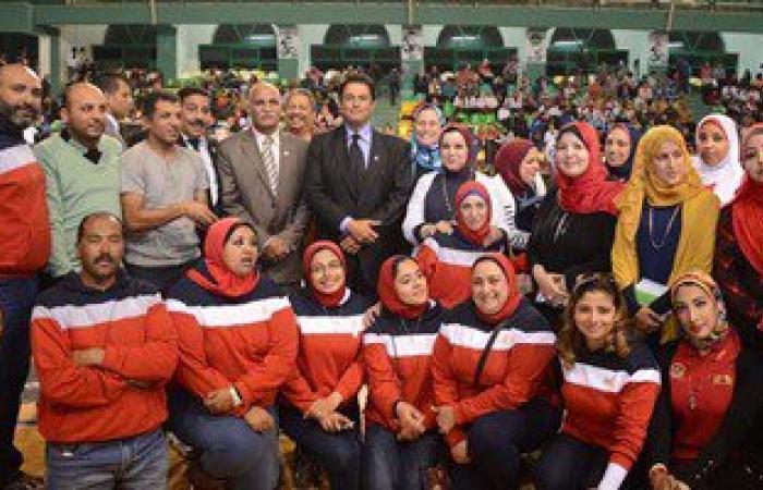 محافظ الإسكندرية يشارك فى حفل ختام مهرجان الأنشطة للطلائع