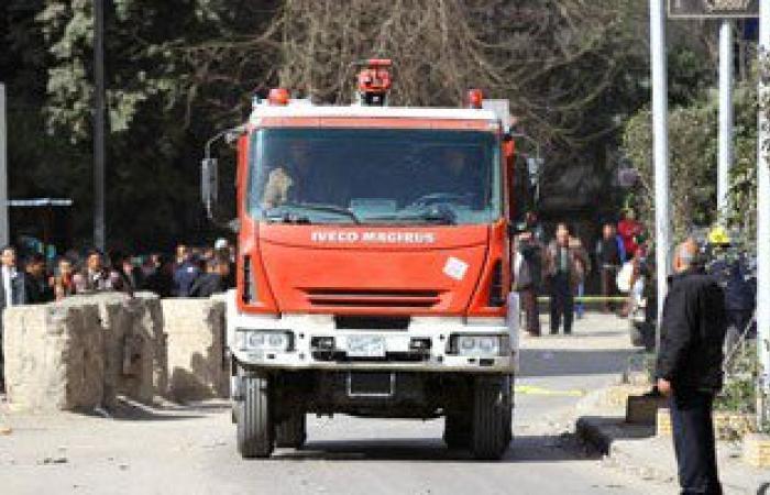 6 سيارات إطفاء سيطرت على حريق فى 14 منزلا بمركز أرمنت بالأقصر