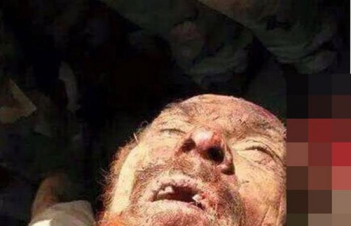 أولى صور عزة الدورى نائب صدام حسين بعد قتله فى عملية للجيش العراقى