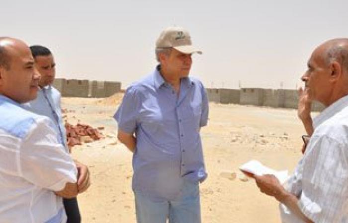 """شركتا """"فوسفات مصر"""" و""""أبو قير"""" تدرس إنشاء مصنع أسمدة بالوادى الجديد"""