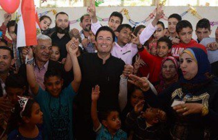 """محافظ الإسكندرية يكرم 150 طفلا خلال احتفالية بمناسبة """"يوم اليتيم"""""""