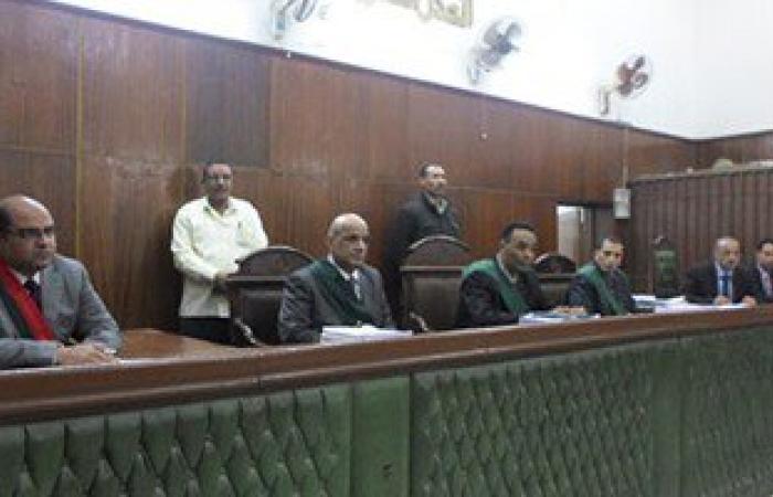 """دفاع """"أنصار الشريعة"""" يطالب بعرض اثنين من المتهمين على الطب الشرعى"""