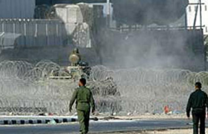"""وزراء حكومة التوافق بالضفة الغربية يصلون غزة عبر معبر """"إيرز"""""""