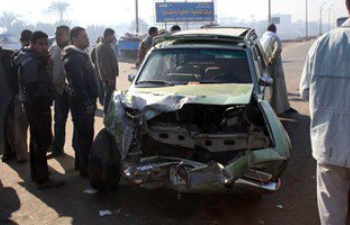 بالأسماء.. ارتفاع ضحايا حادث طريق المحلة لـ3 طالبات