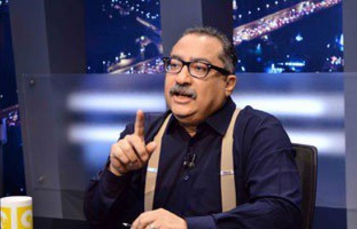 """إبراهيم عيسى ببرنامجه""""30/25"""":أجهزة الدولة متلونة ورهان السيسى عليها""""خاسر"""""""