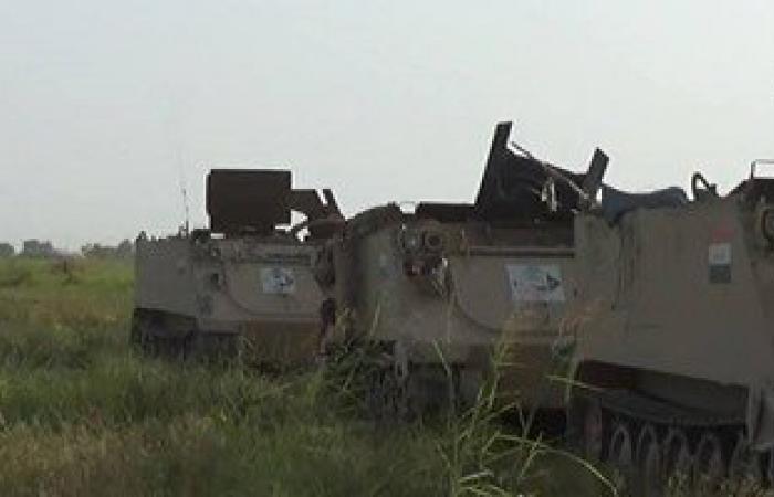 القوات العراقية تحرر مستشفى بمحافظة الرمادي من قبضة تنظيم داعش