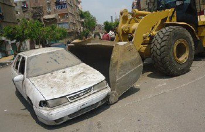 محافظ القاهرة: رفع 931 سيارة مهملة من شوارع العاصمة خوفا من تفخيخها