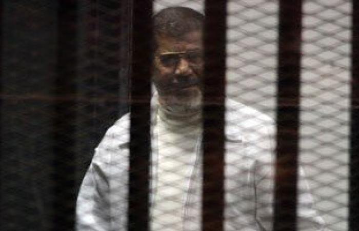 """""""جنايات القاهرة"""" تسمح للفضائيات بنقل جلسة الحكم على مرسى غدا"""