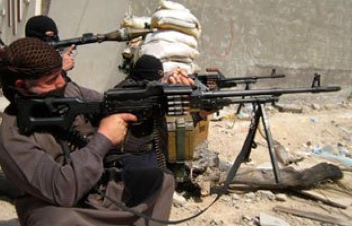 """مقتل 35 من """"داعش"""" فى قصف جوى على مواقع للتنظيم بالعراق"""