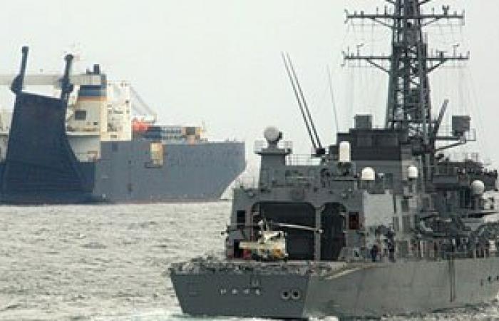 بارجتان أمريكيتان تتجهان لليمن لاعتراض سفن تحمل أسلحة للحوثيين(تحديث)