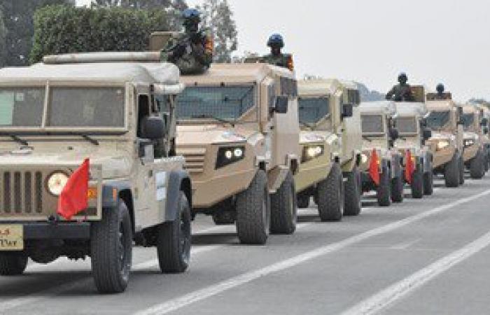 موقع وزارة الدفاع يعرض فيديو للعمليات العسكرية فى سيناء خلال 10 أيام