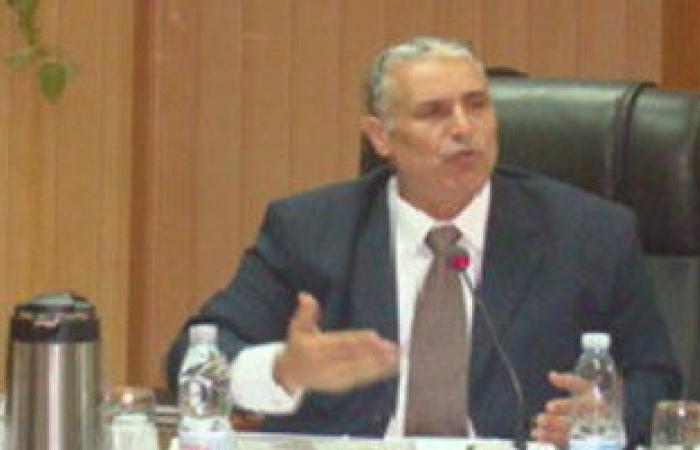 رئيس جامعة دمياط يستقبل سفير دولة كوسوفا