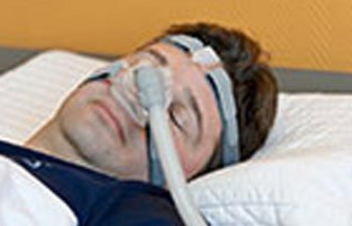 علاج توقف التنفس أثناء النوم يساعد مرضى اضطراب ضربات القلب